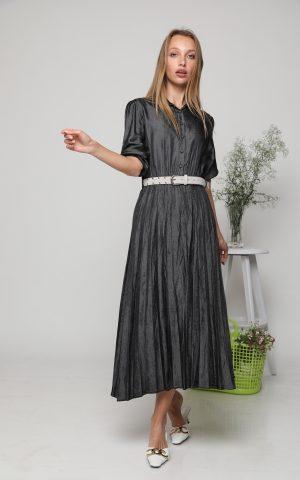 שמלת ליילה שחור